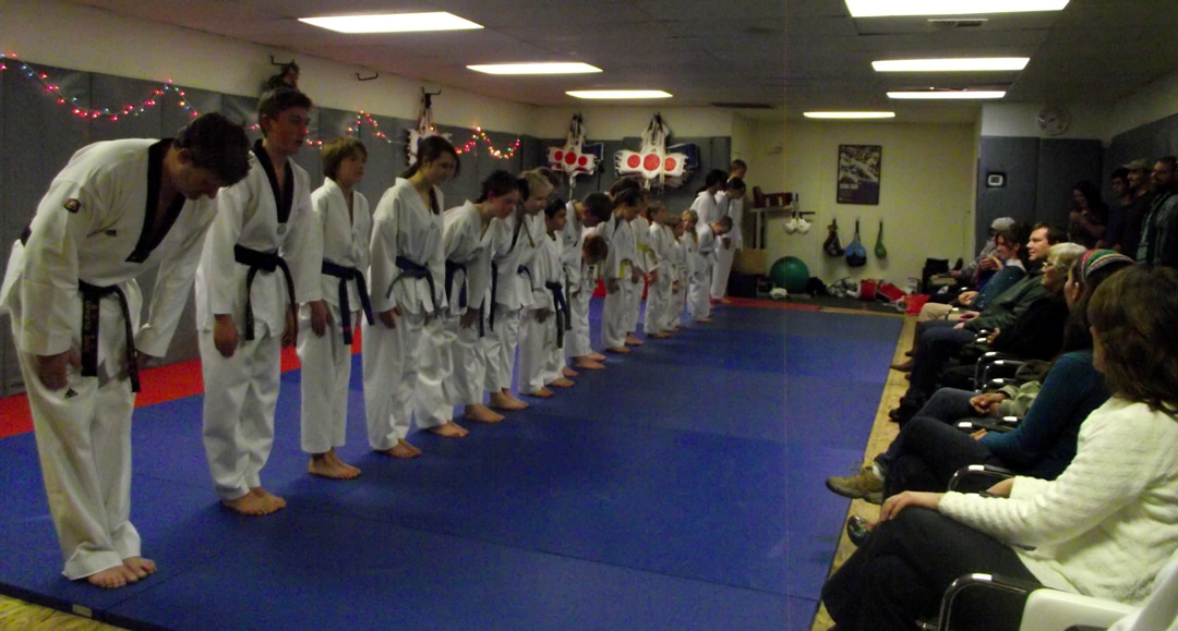 McCloud Martial Arts Camp w/ over 100 participants