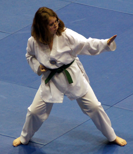 Green Belt Form