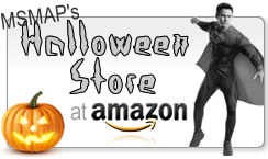 Support MSMAP the Easy Way: Shop for Halloween Deals at Amazon!