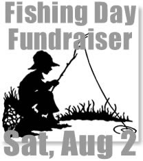 Fishing Day Fundraiser: Sat, June 8